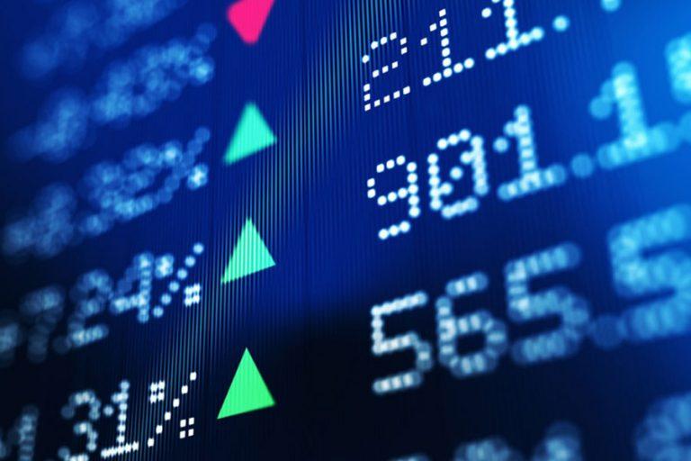 Market Update - Stock Ticker