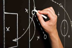 Coach's Chalkboard