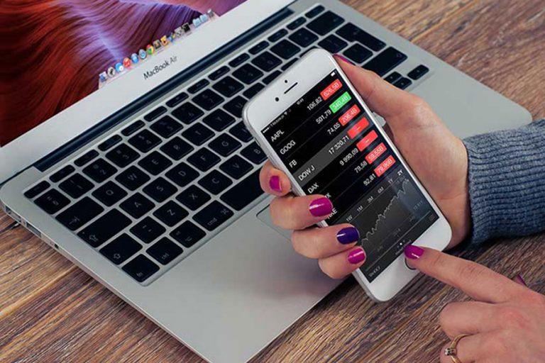 Watching Market Volatility