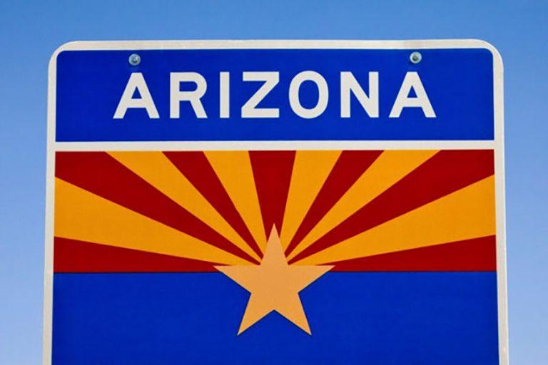Arizona State Sign