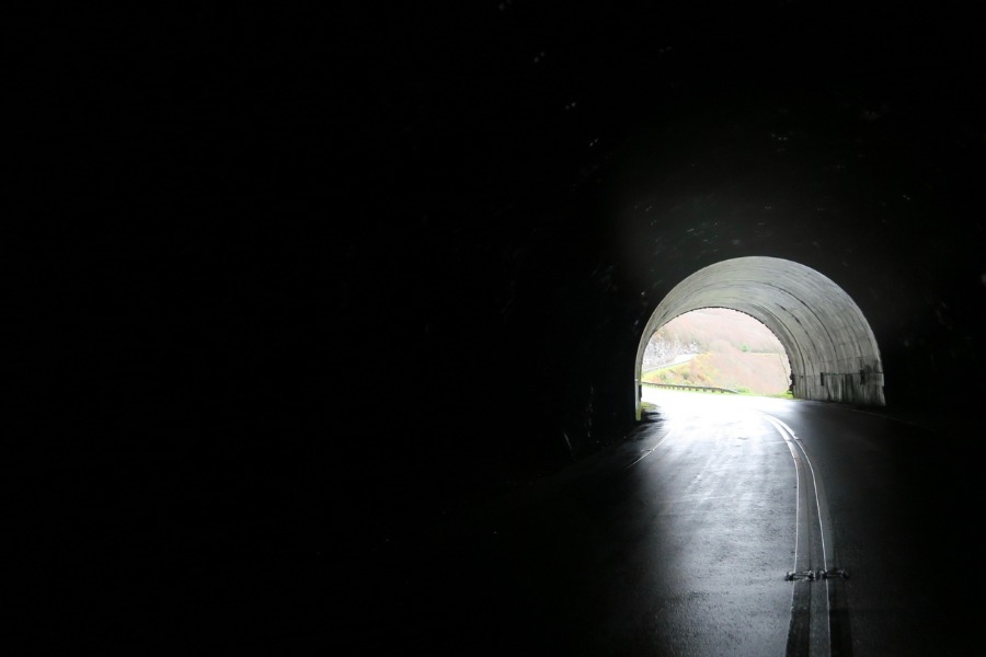 Light at the End of a Tunnel