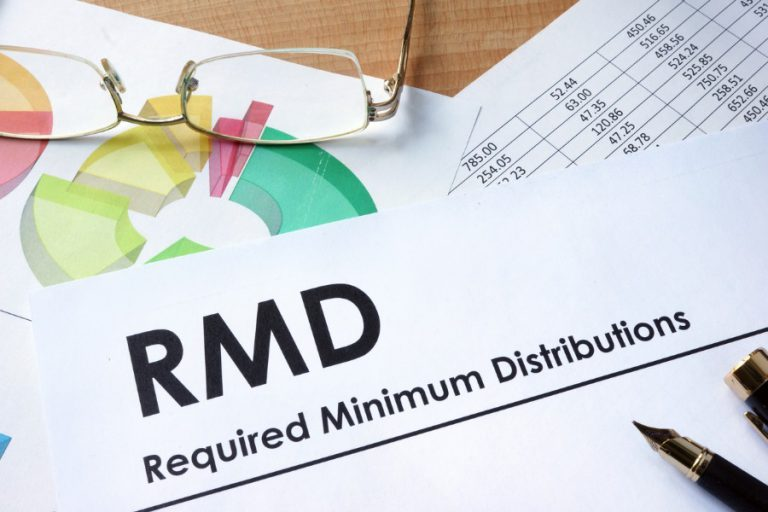 paper with words rmd required minimum distributions