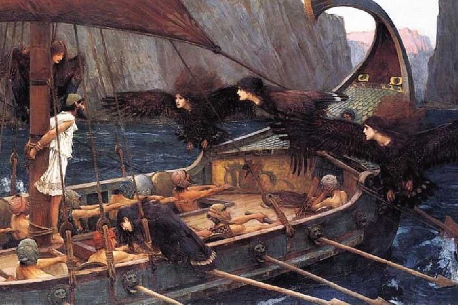 Like Odysseus, successful investors need to tie themselves to the mast so the siren songs of Wall Street don't have an opportunity to tempt them into behaving impulsively or believing the latest fad or promise.