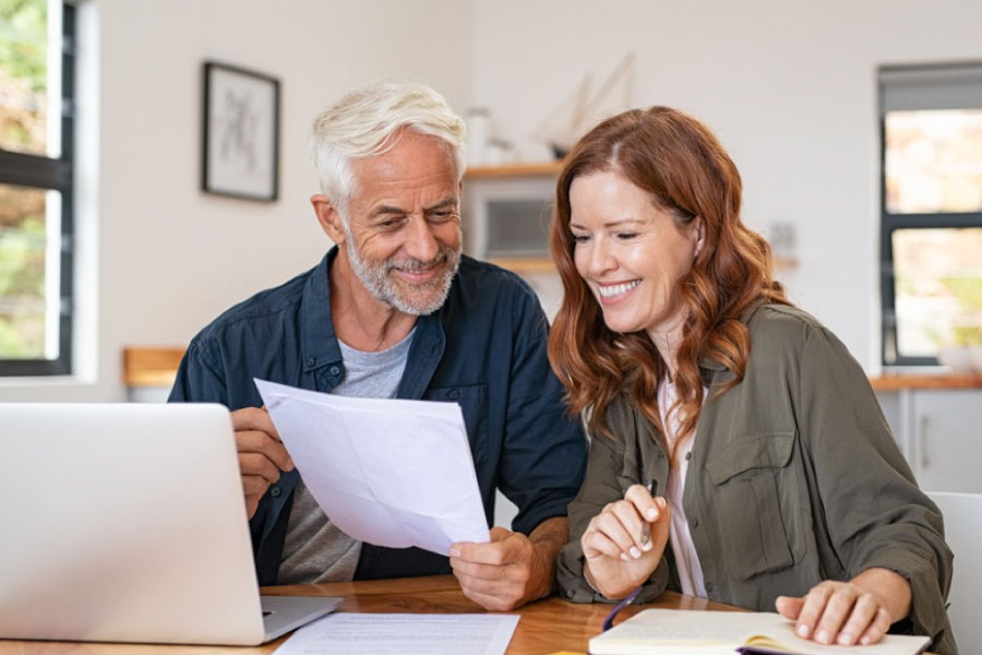 Estate Planning at home as a couple in 2020 2021