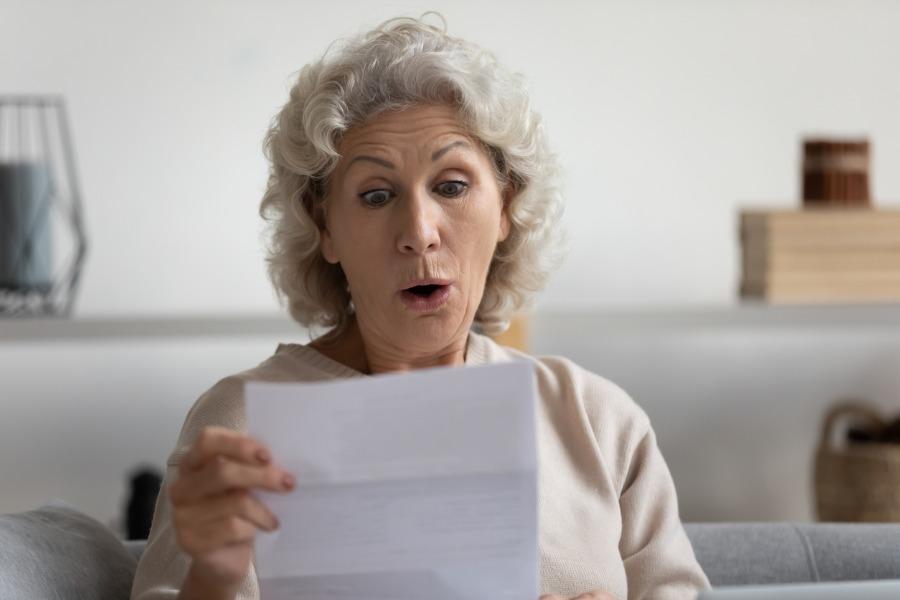 Unwelcome Social Security Notice IRMAA