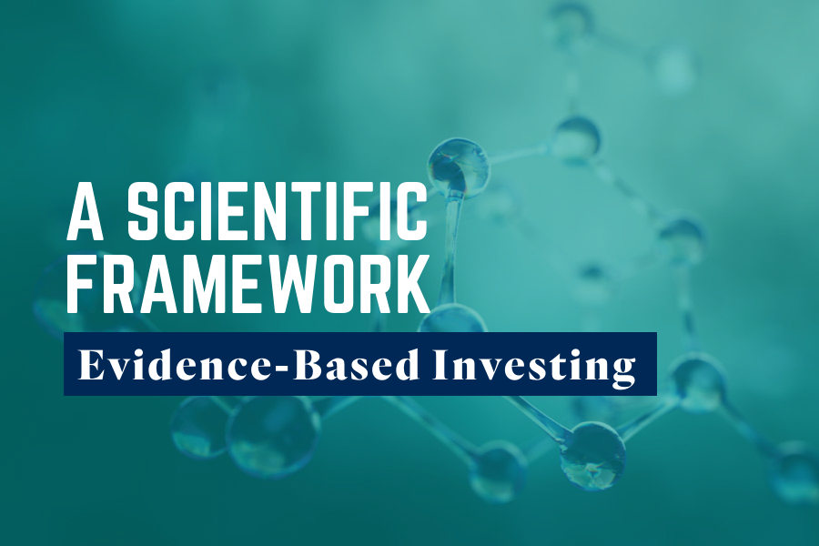 Wait, how does evidence-based investing work? Here's the framework.