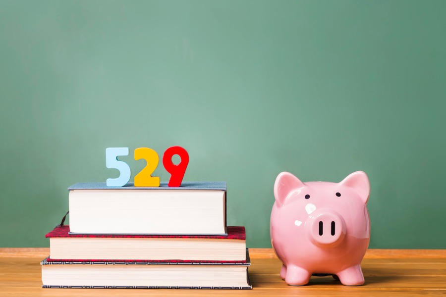 Start a 529 plan how to